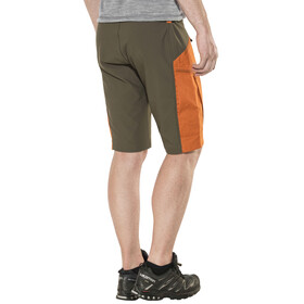 Lundhags Makke - Pantalones cortos Hombre - naranja